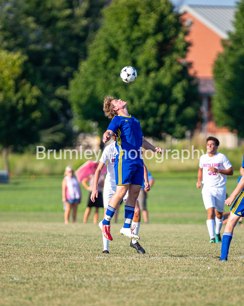 ECS HS B vs South Knox HS 8-19-19