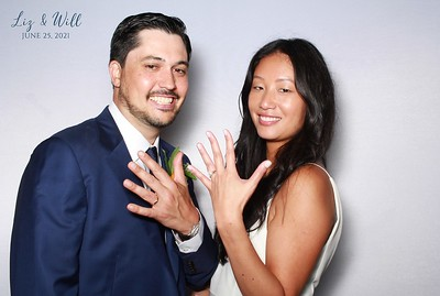Liz & Will's Wedding - 6/25/21