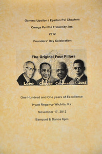 Founders Day One Hundred & One years of Excellence Nov 17, 2012