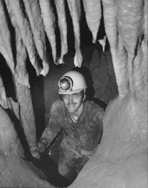 Richard Thiebaud Caving.jpg