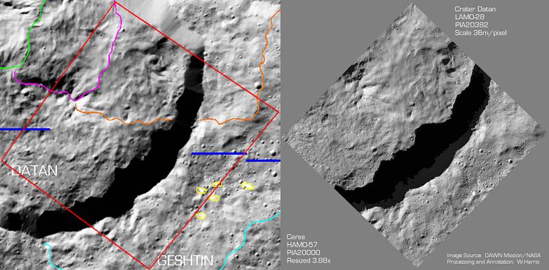 Ceres-- LAMO Images