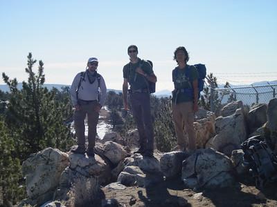 03-22-2014 Pinos-Cerro Noroeste Traverse