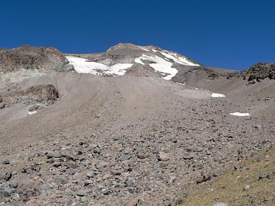 Mount Shasta, California, August 9, 2008