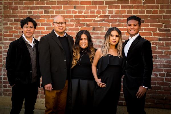 Eustaquio Family