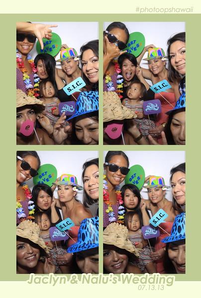 Jaclyn + Nalu (Luxe Photo Booth)