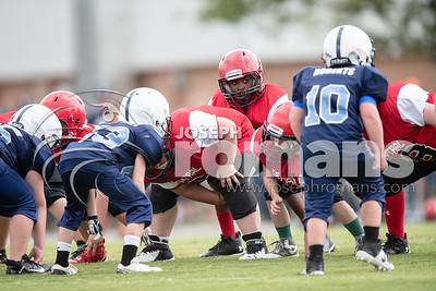 Central Youth Football vs Rogers 09/20