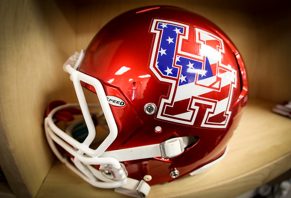 UH Football Armed Forces Bowl 2014