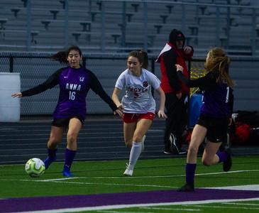 Girls Soccer vs Anna (2-3-20)