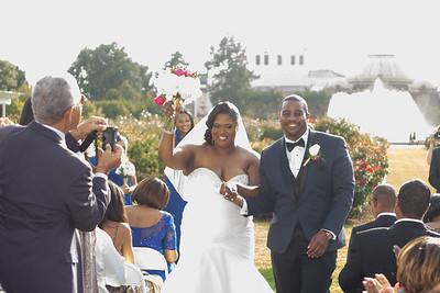 0610 Cassandra and Jerel Wedding