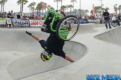 Adaptive Skate Clinic & Pro Skate Exibition