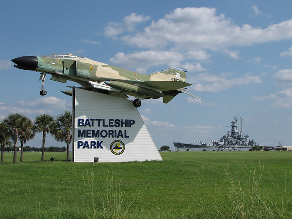 Battleship Memorial Park, Mobile,AL.