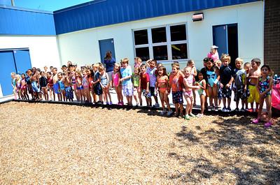 Stewart Elementary Water Day