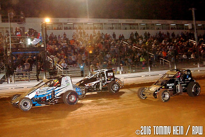 Williams Grove - Eastern Storm - 6/10/16 - Tommy Hein