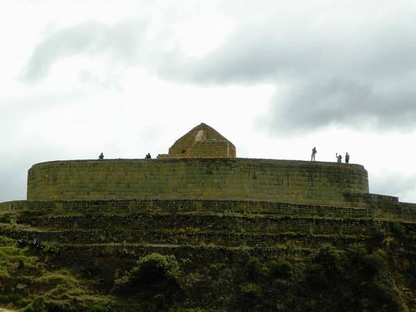 Complejo Arqueológico Ingapirca, Ecuador - January 2015