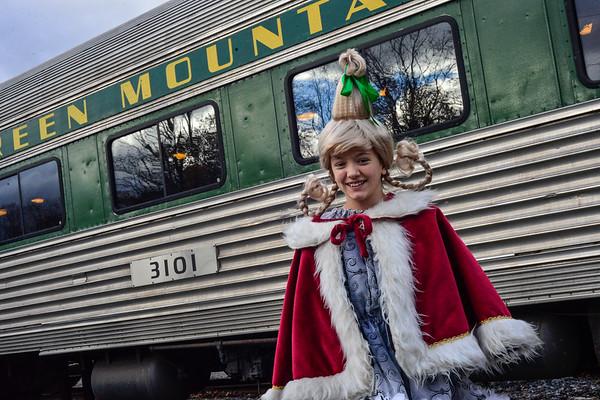 Santa's Express - 112017