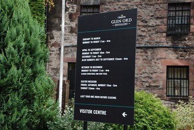 Scotland_Glen Ord & Dalwhinnie Distilleries