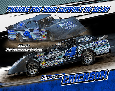 Tanner Erickson Sponsors