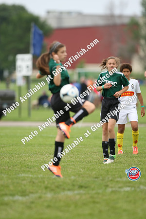 U12 Girls - Keliix-Intra vs Team Elmhurst Select