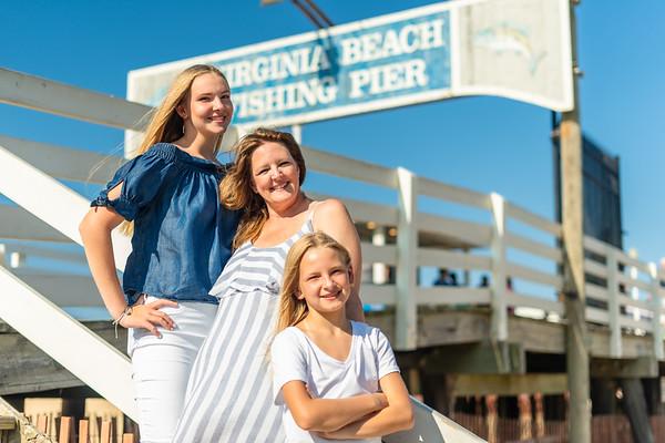 Dawn's Family Beach Portraits
