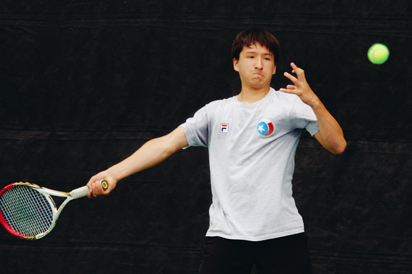 Seiji Hosokawa Junior Player strokes highlights