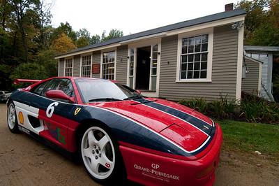 2009 Ferrari Tour