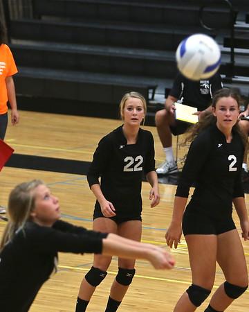 2012 SHS Volleyball