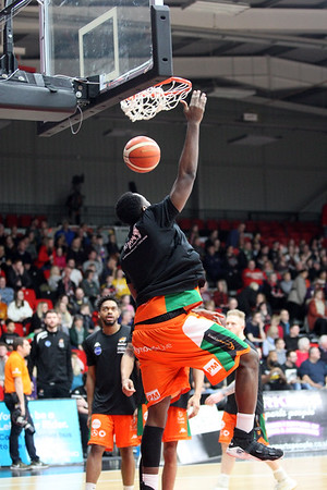 BBL Leicester v Plymouth Jan 19th 2019