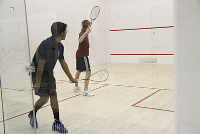 Boys Squash vs Exeter