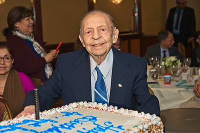 Dad's 100th Birthday