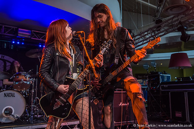 Beth Blade and The Beautiful Disasters - Hard Rock Hell XI