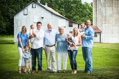 Roseland Family Portraits