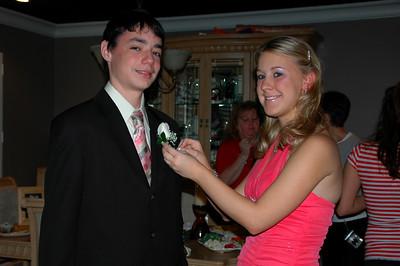 Michael & Katie, Frosh Hop