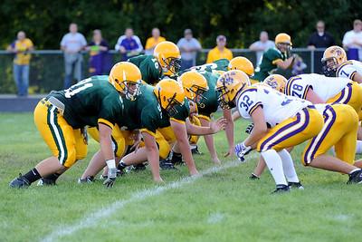 Saydel Varsity Football 2012