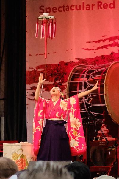 Daikagura by Michiyo Kagami