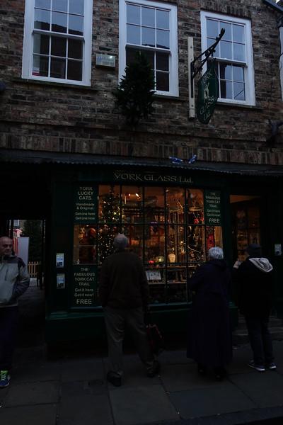 York Glass Ltd, Shambles Street
