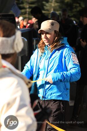 2010 Olympics XC Ski Relays 2-22-10