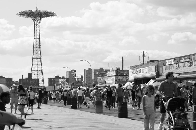 coney island - nyc
