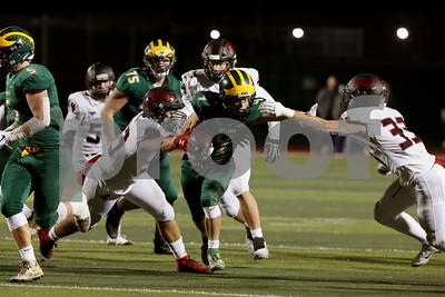 2019-20 Football Varsity San Ramon Valley vs Monte Vista