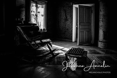 Abandoned houses, deserted gardens - Hylätyt talot, autiot pihat 2014