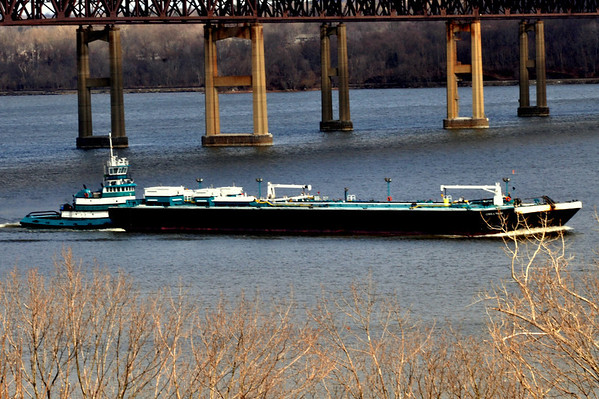 Kimberly Psuling / Edwin A Pauling Newburgh-Beacon Bridge 3/4/13 14:08 hd hrs