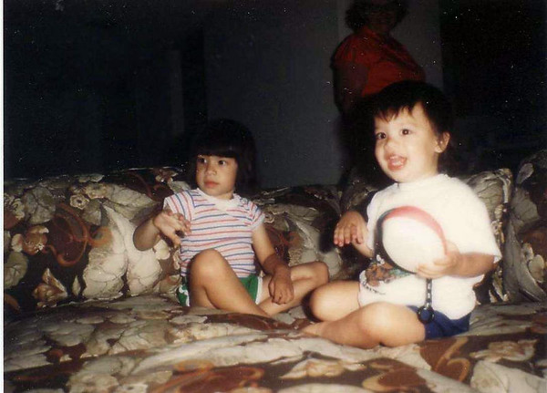 Kids-early 1980's