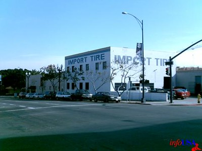 Import Tire - Joe and Don Finster 13th and F Street San Diego CA 92101