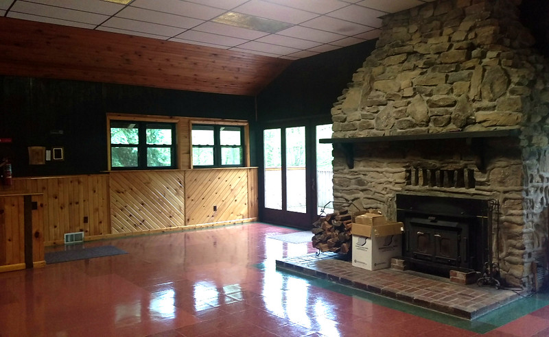 Pine Lodge Interior View