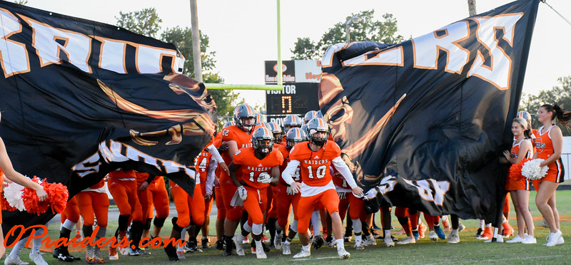 Homecoming Game 2017: OP vs. Middleburg