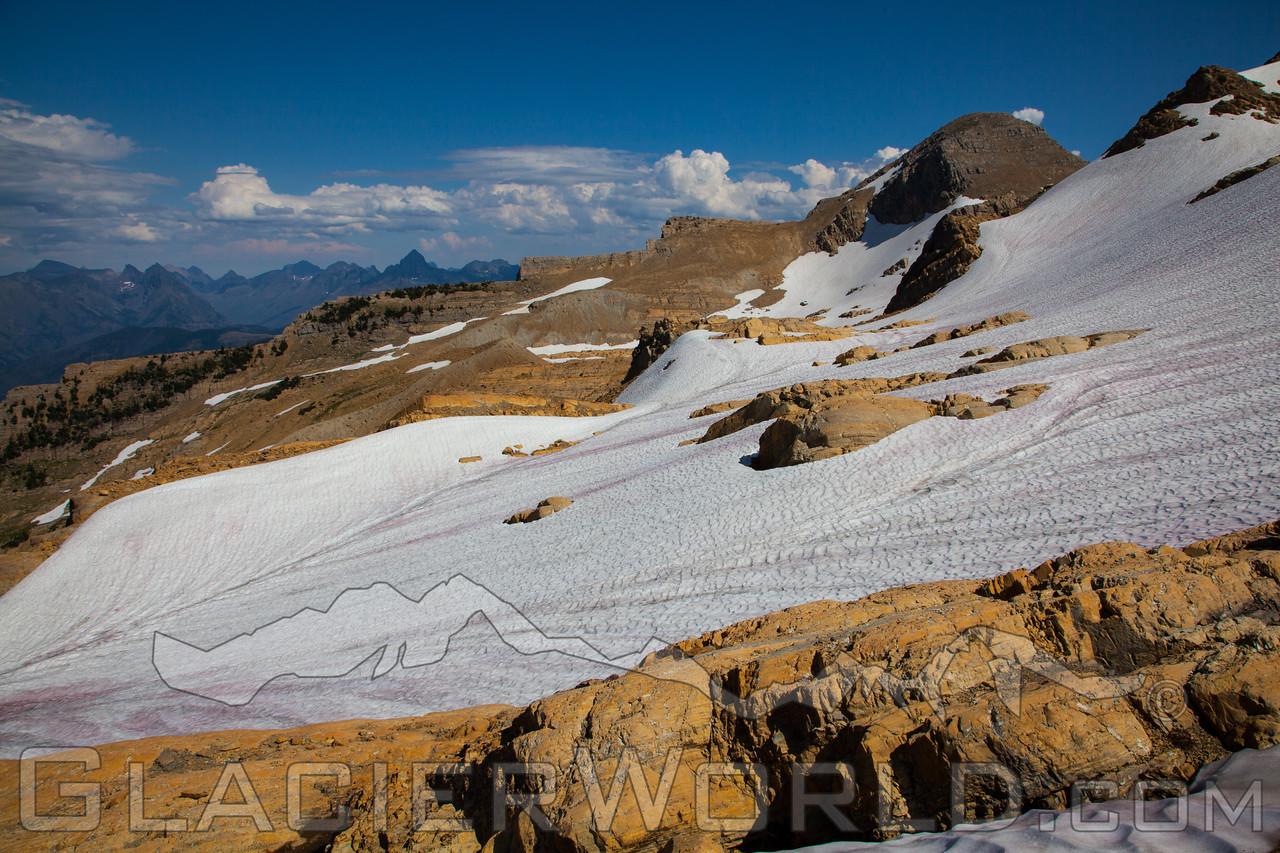 Great Northern Peak Stanton Glacier