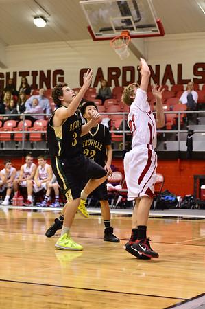 FWC Freshman Basketball 2013-2014