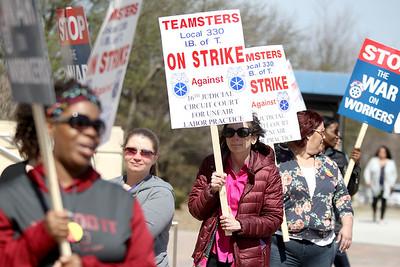 Teamsters Local 330 Strike