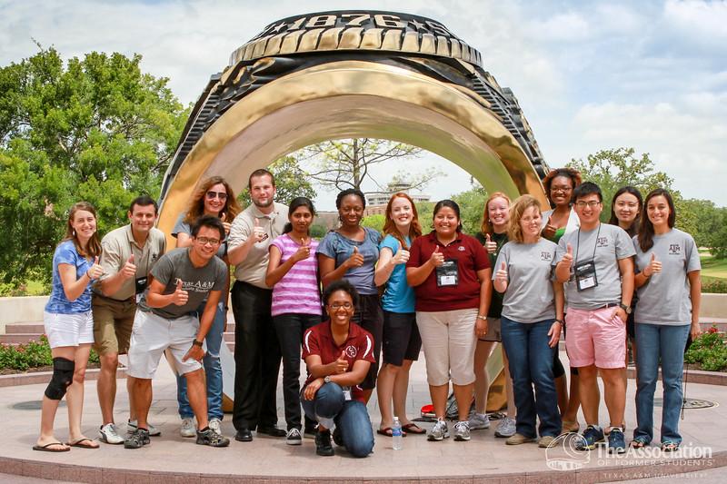 Grad Camp - August 2012