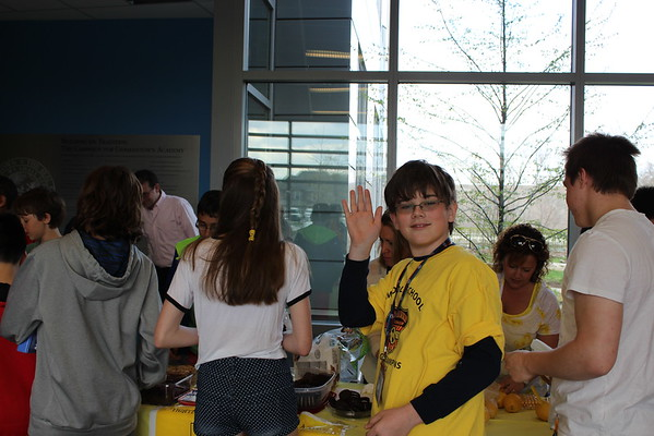 MS supports Alex's Lemonade Stand Foundation