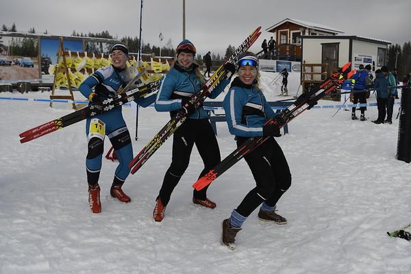 Hiihtosuunnistuksen SM, Haapavesi 29.2.-1.3.2020